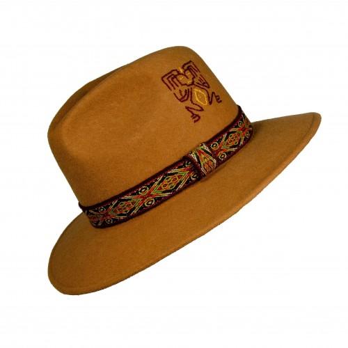 Sombrero Charijayac bordado